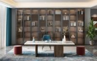 拥抱自然,铂晶系列书房与您共寻心中的宁静