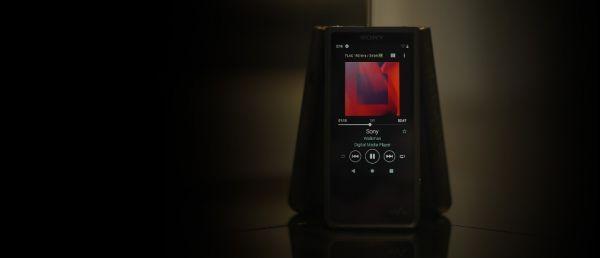 索尼NW-ZX505安卓播放器陪你聆听雪落下的声音