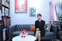 百大门店·爱漫时武汉专卖店负责人郑玲