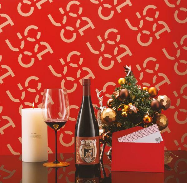 醉鹅娘&UCCA圣诞预热活动回顾——醉眼看展,读懂艺术