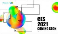 """CES 2021首次隔屏相见 海信""""屏幕之网""""将成最大看点!"""