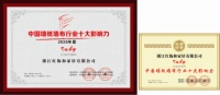 喜讯!红宝石墙布荣获2020年度最具影响力品牌