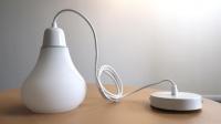 宜美照明风铃系列吊灯:后现代风格家装少不了的简约之美