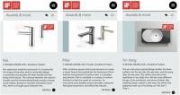 惠达卫浴斩获六项iF Design award 2021产品