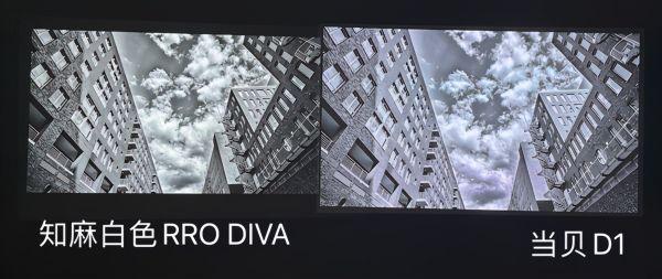3分钟带你了解当贝D1和知麻白色PRO DIVA,看完你就懂了