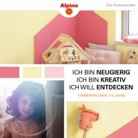 开学季,阿尔贝娜儿童漆为孩子刷新多彩未来