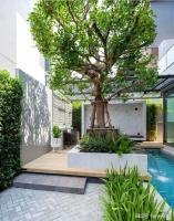 庭院设计:60㎡的面积做出200㎡的效果,这样的花园谁能不爱