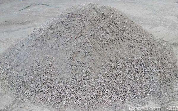 水泥砂浆配合比介绍