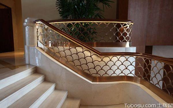 水晶楼梯扶手特点