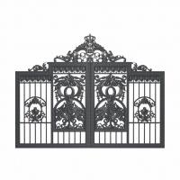 铝艺围栏,从细节处体现视觉艺术美感【卫朗铝艺】